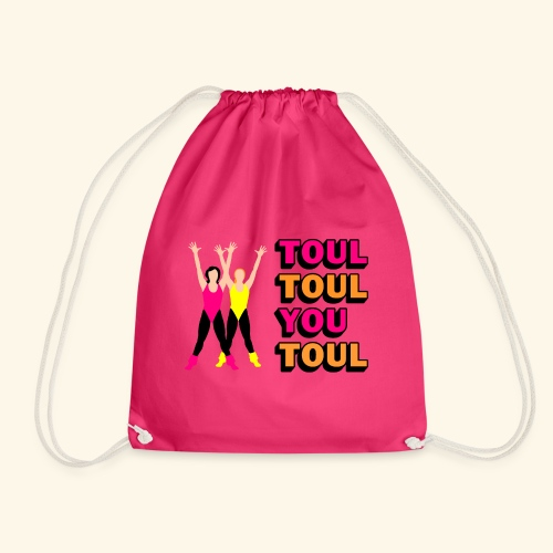 Toul Toul You Toul - Sac de sport léger