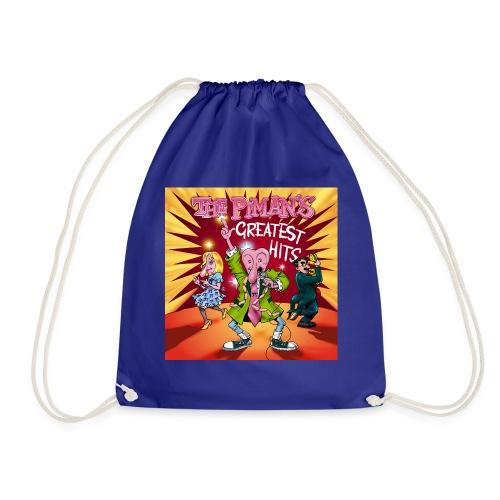 Piman 02 - Greatest Hits - Drawstring Bag