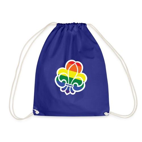 Regnbuespejder tilted - Sportstaske