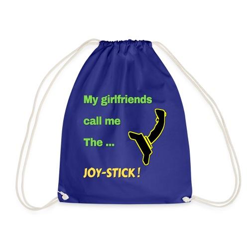 My Girlfriends call me the Joystick - Sac de sport léger