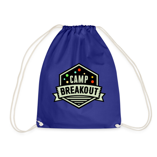 Camp Breakout Logo 2018 - Turnbeutel