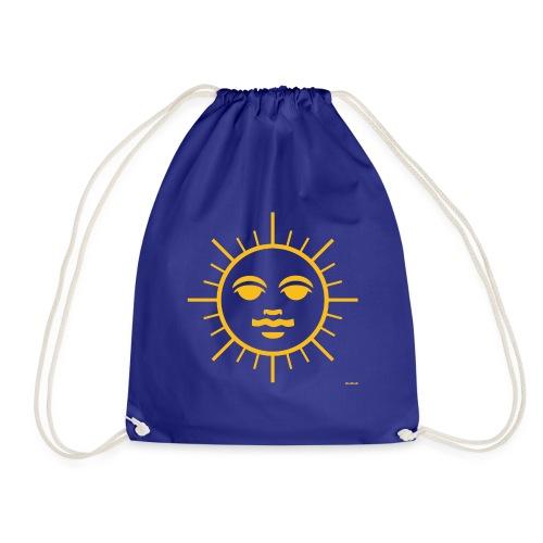 Sun Face - Drawstring Bag
