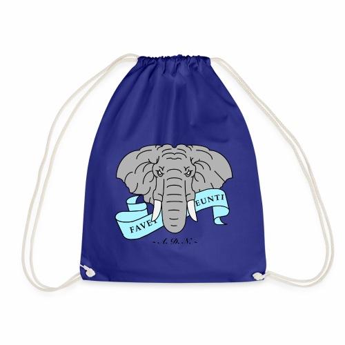 Elephant de Nantes - Sac de sport léger