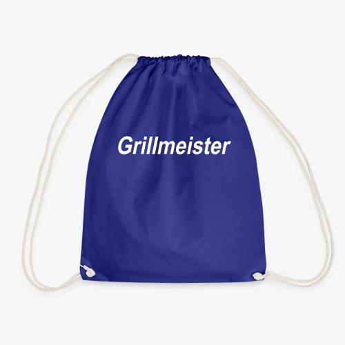 Grillmeister - Turnbeutel