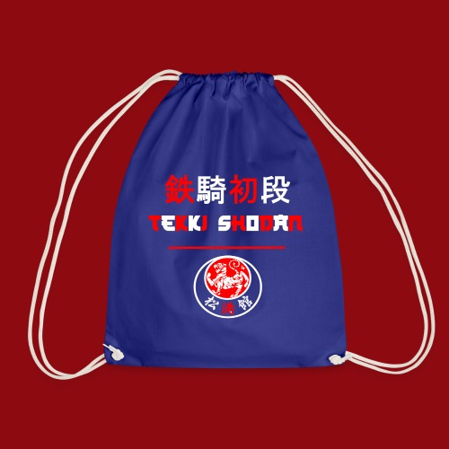 Tekki Shodan - Shotokan Kata - Karate - Japan - Turnbeutel