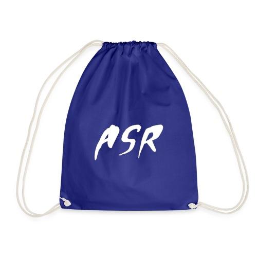 ASR WHITE PNG - Gymnastikpåse