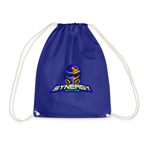 Synergy gaming team logo - Drawstring Bag