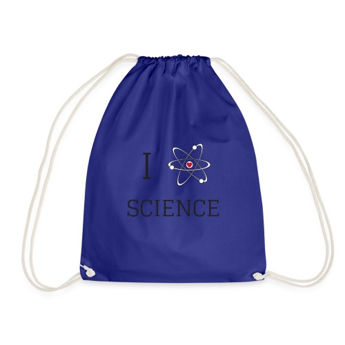 I love science - Sac de sport léger