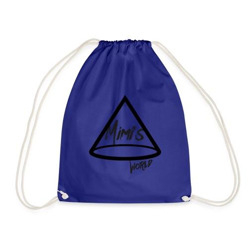 Mimi's world - Drawstring Bag