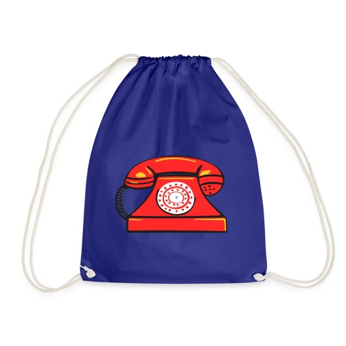 PhoneRED - Drawstring Bag