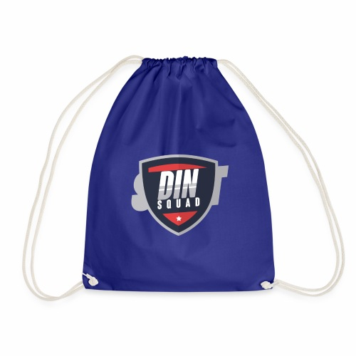 DINSQUAD - Drawstring Bag