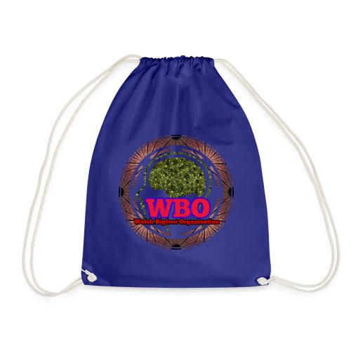 WBO Logo - Drawstring Bag