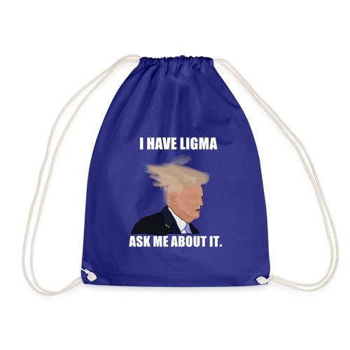 Classic Ligma Shirt - Drawstring Bag
