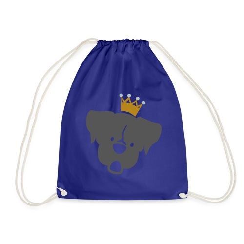 Prinz Poldi grau - Turnbeutel