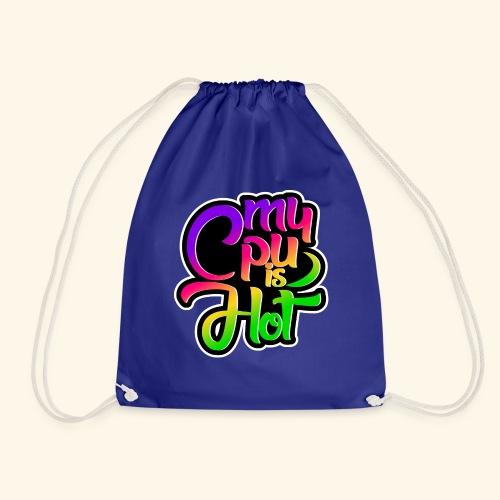 My Cpu is Hot - Turnbeutel