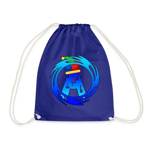 Collection avec logo bleu - Sac de sport léger