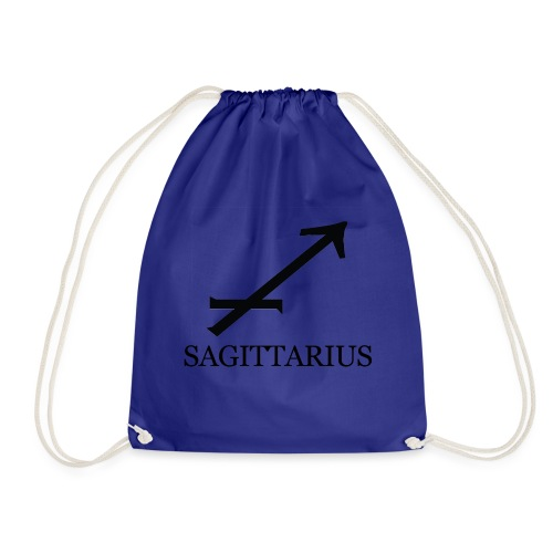 Sagittarius - Drawstring Bag