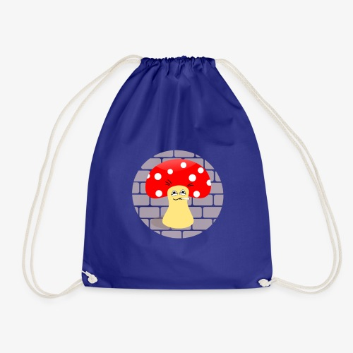 Mr. Magic Mushroom - Drawstring Bag