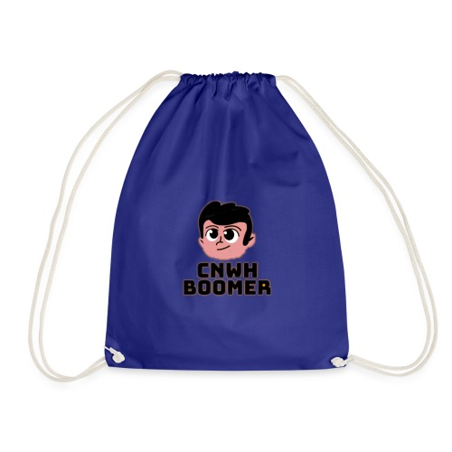 CnWh Boomer Merch - Gymnastikpåse
