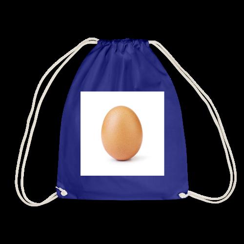 World Record Egg - Drawstring Bag