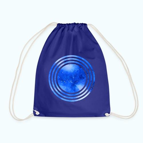 Orion night watercolor - Drawstring Bag