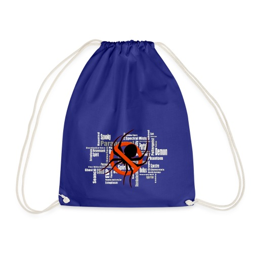 Paranormal - Anything but Spiders! - Drawstring Bag