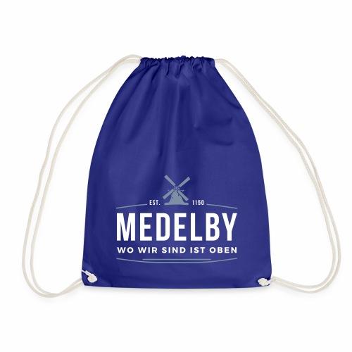 Medelby - Wo wir sind ist oben - Turnbeutel