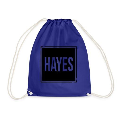Boxxed off - Dark logo - Drawstring Bag