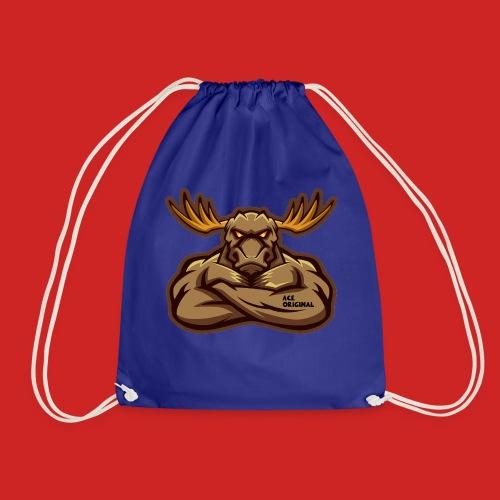 Ace Original Moose - Drawstring Bag