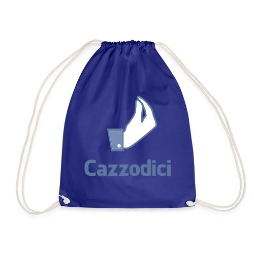 cazzodici - Sacca sportiva