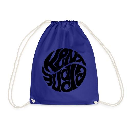 Kent Budda logo - Gymnastikpåse