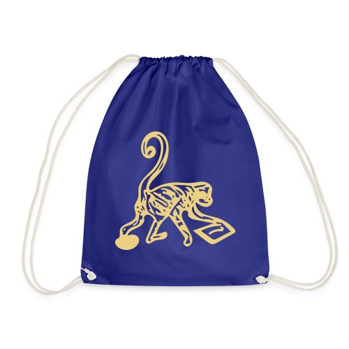Monkey Puzzle - Drawstring Bag