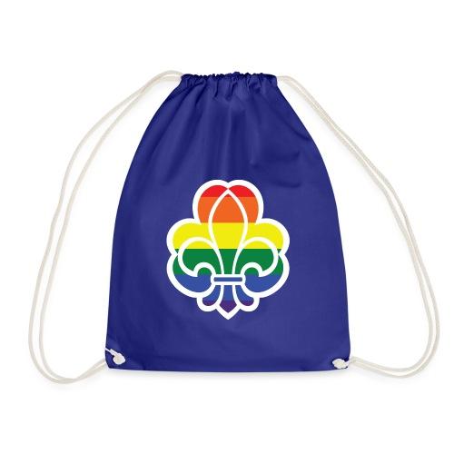 Regnbuespejder jakker og t-shirts mv - Sportstaske