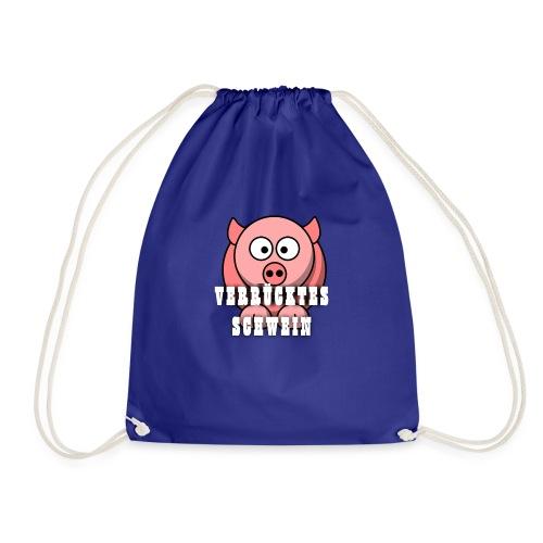 Schweine Tasche - Turnbeutel