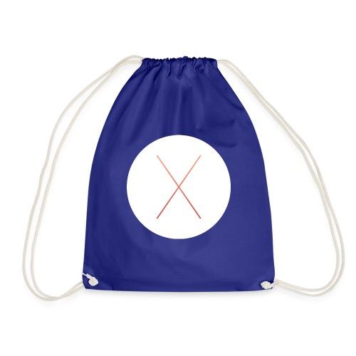x design - Drawstring Bag