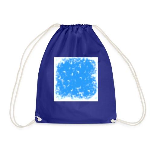 blue-white - Turnbeutel