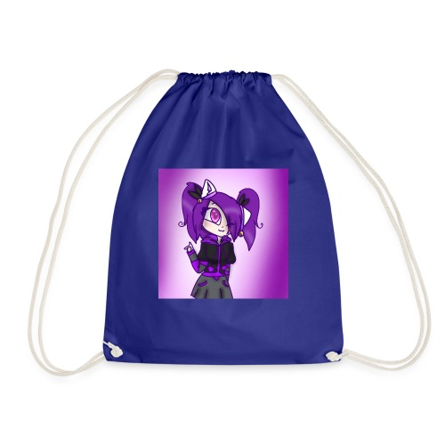 Maria The Gamer - Drawstring Bag