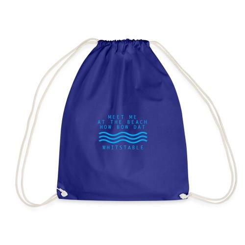 how bow dat 2 - Drawstring Bag