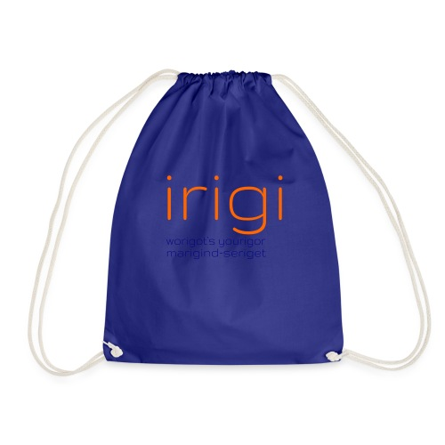 irigi-logo-006 - Drawstring Bag
