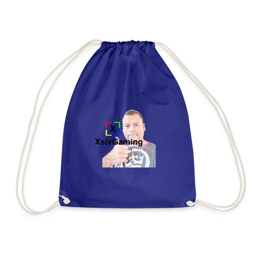xsivgaming face - Drawstring Bag