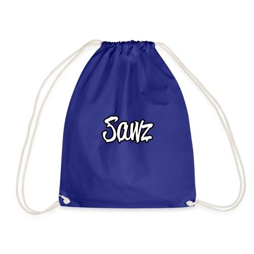 Sweat Sawz (bleu) - Sac de sport léger