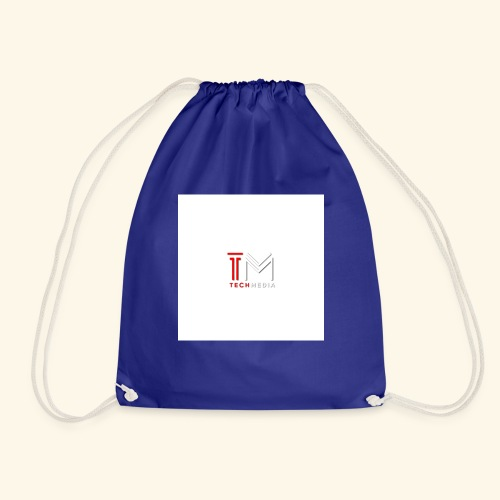 TechMedia - Drawstring Bag