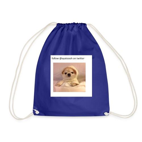 follow ayatooh - Drawstring Bag