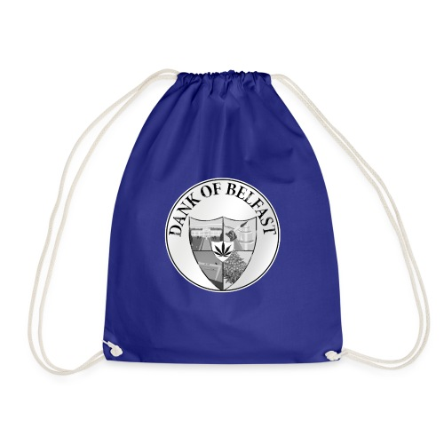Dank Of Belfast - Drawstring Bag