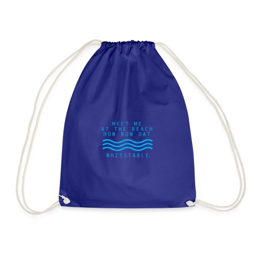how bow dat 2 - Drawstring Bag