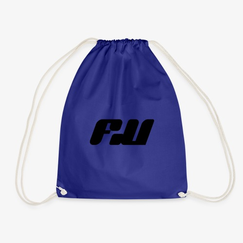 fu - Drawstring Bag