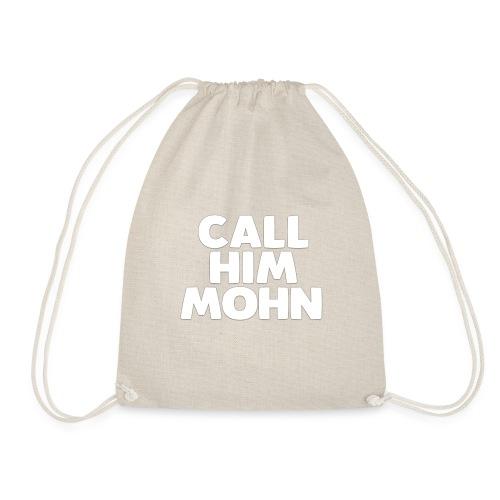 CallHimMohn - Turnbeutel