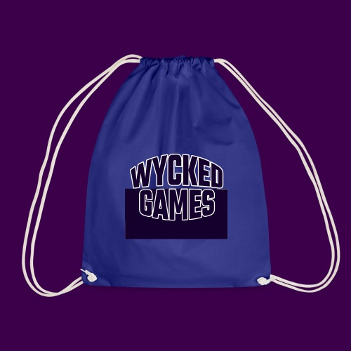 Wycked Games Logo - Drawstring Bag