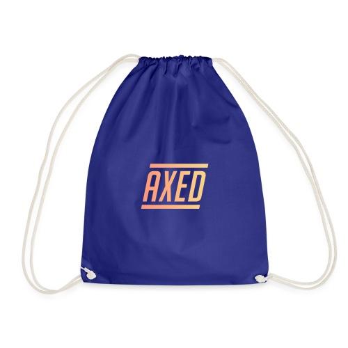 Original Axed Logo Design - Drawstring Bag