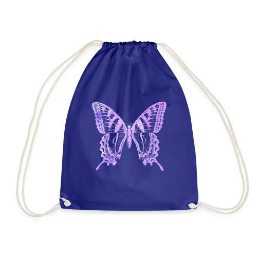 Watercolor Butterfly - Sac de sport léger